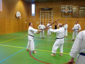 Karate marathon 2014-jo-training-11