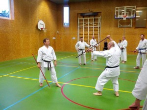 Karate marathon 2014-jo-training-9