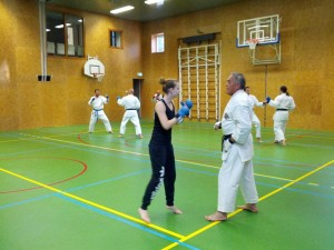 Karate marathon 2014 - karatetraining 02