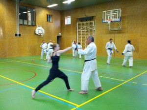 Karate marathon 2014 - karatetraining 03