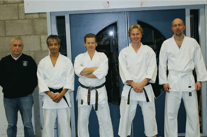 Bestuur Shotokan Karate-Do Teteringen